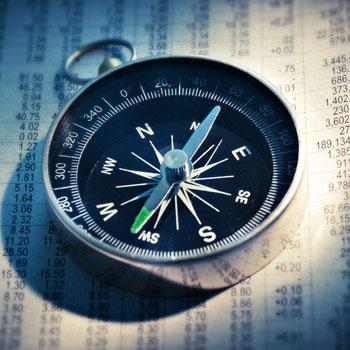 Foto vom Kompass – synonym für die KrisenKompass App