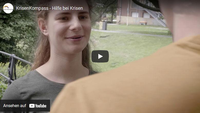 Video zum KrisenKompass: Diese App kann Leben retten!
